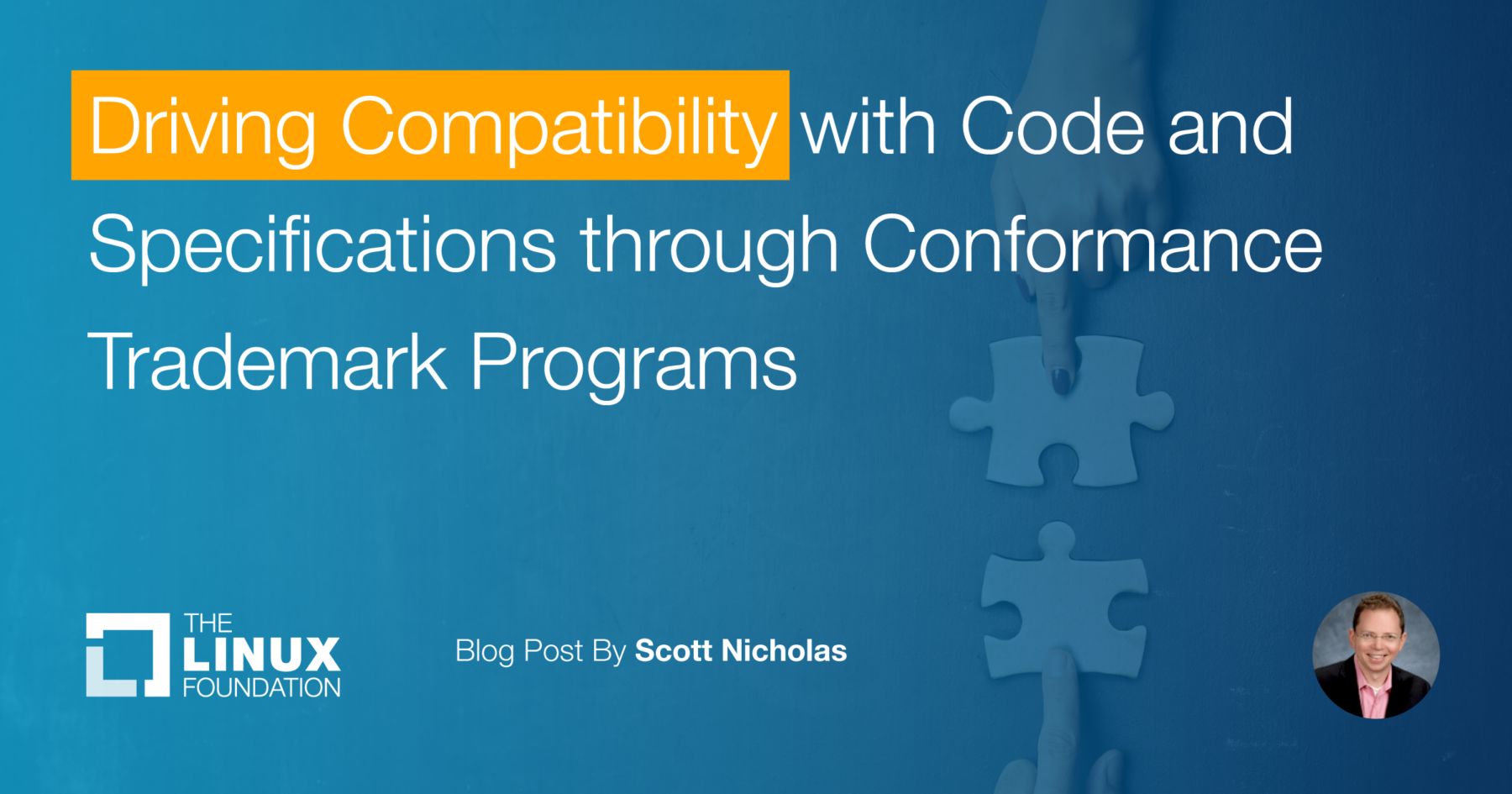 Driving Compatibility with Code and Specifications through Conformance Trademark Programs